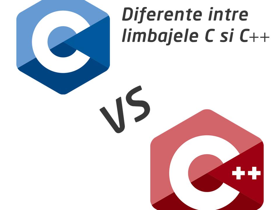Diferențe între limbajele C și C++ | Nerdvana